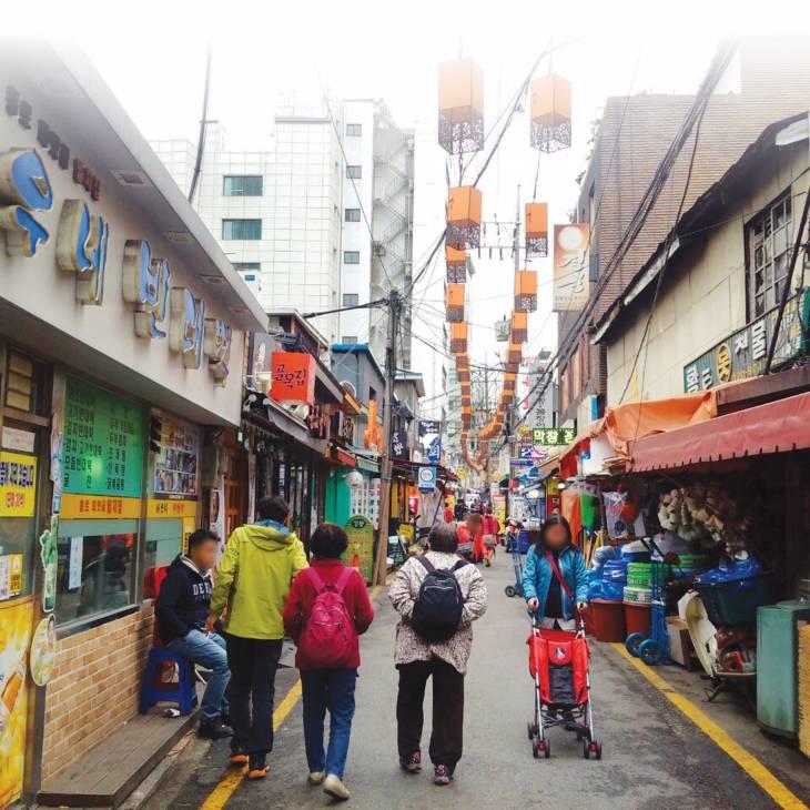 [비바100] 서울 한복판에서 서울같지 않은 막다른 골목을 만나다, '체부동'