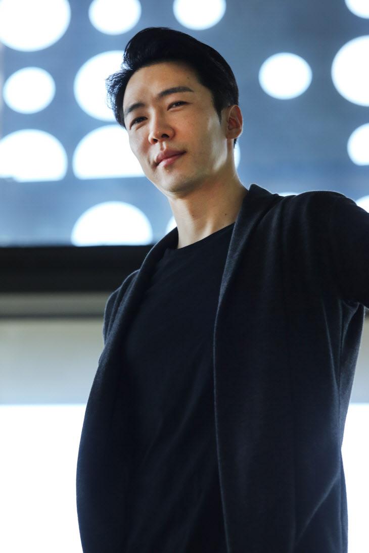 뮤지컬 배우 에녹1