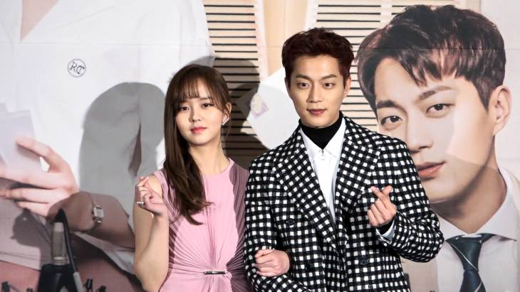 [브릿지영상] `라디오 로맨스` 김소현X윤두준, 누나·동생 같은 찰떡 케미…`기대감 UP`