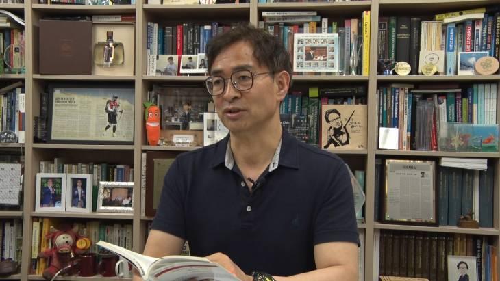 [노기자의 NOCNOK] 지식생태학자 유영만 한양대 교수