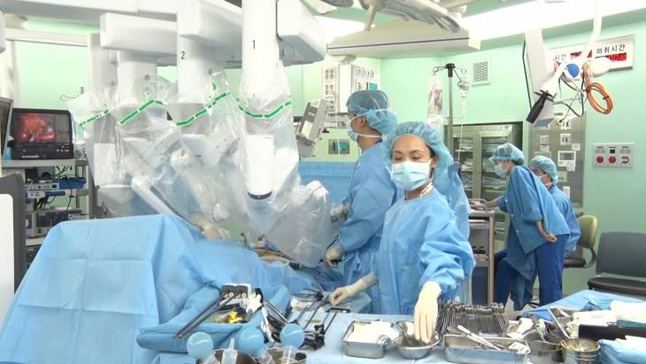 [노기자의 NOCNOK] 서울성모병원 로봇수술센터