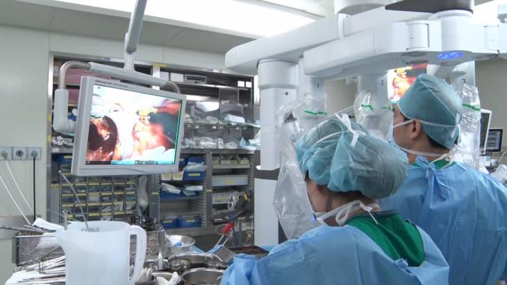 [노기자의 NOCNOK] 서울아산병원 로봇수술센터