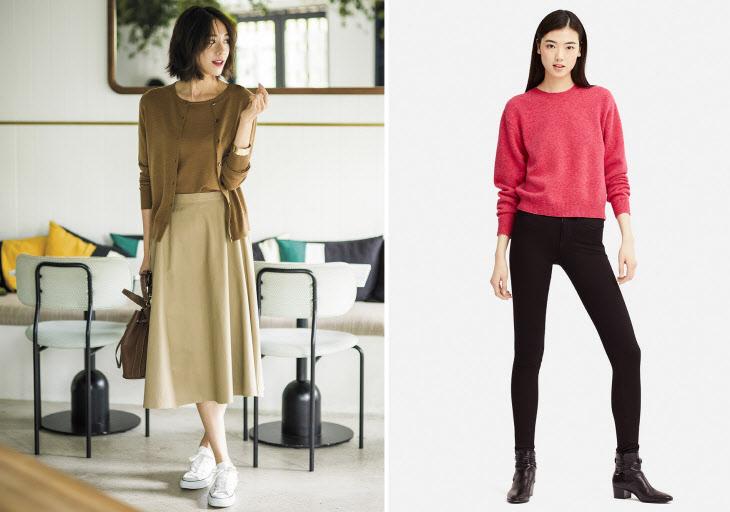 사진자료1_유니클로 '2018 FW 니트(knit) 컬렉션'
