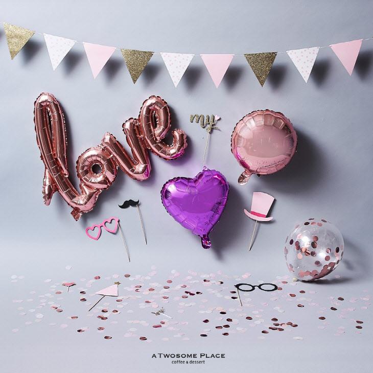 [투썸플레이스] 투썸플레이스, 투썸 LOVE 파티팩 출시