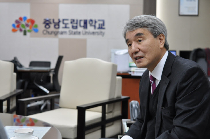 충남도립대 허재영 총장