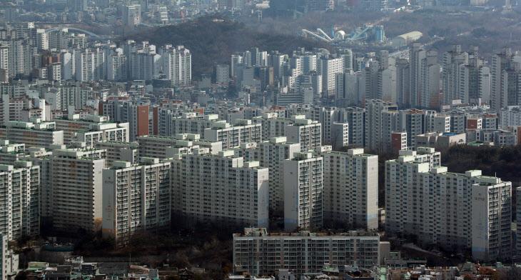 서울 아파트 거래량 역대 최저 수준 기록 전망
