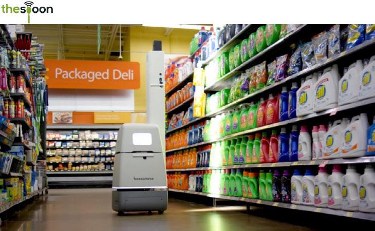 월마트 로봇