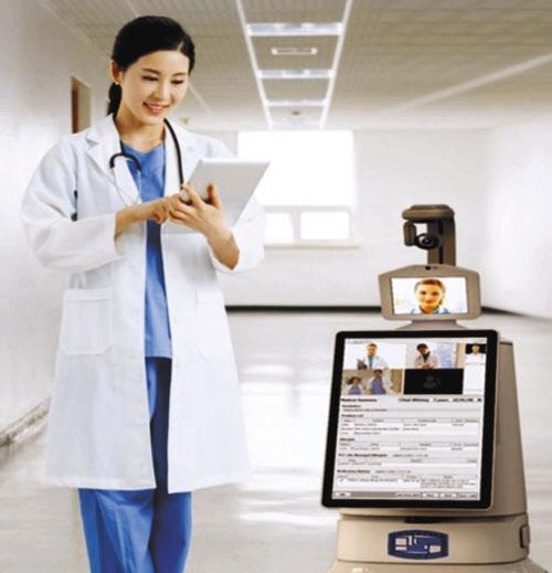 은평성모병원 AI로봇