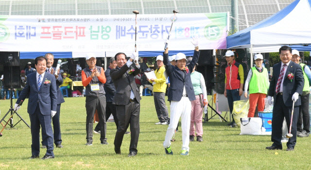 제8회 영남파크골프대회