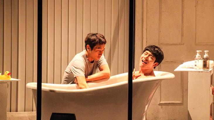 [B토막]장애 아들 행복 위해 아버지가 결심한 일은?… 연극 `킬 미 나우`