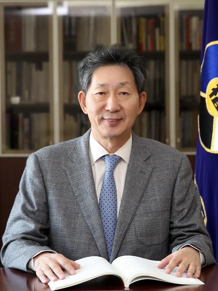 단국대 장호성 총장