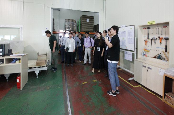 가업승계 6 가업승계협의회 중기중앙회 코아스 방문