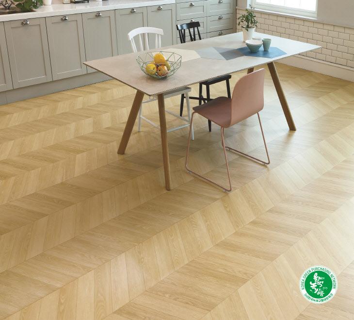 [사진2]LG하우시스, 친환경 건축자재로 소비자 인정