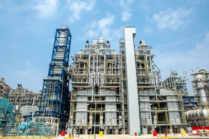 한화토탈 가스전용 분해시설 2