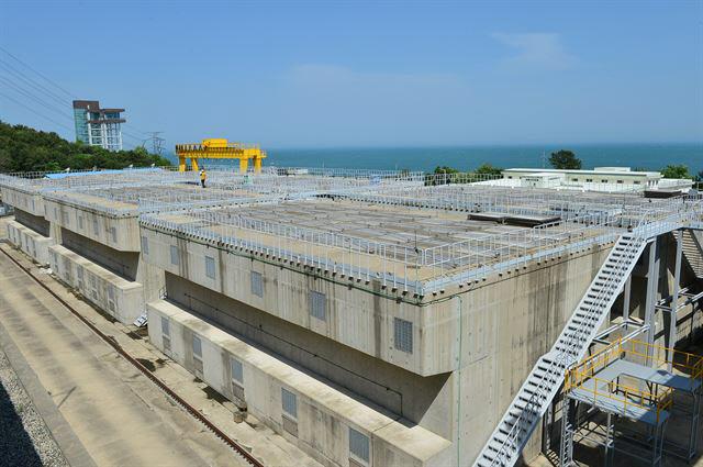 월성 원자력발전소 맥스터