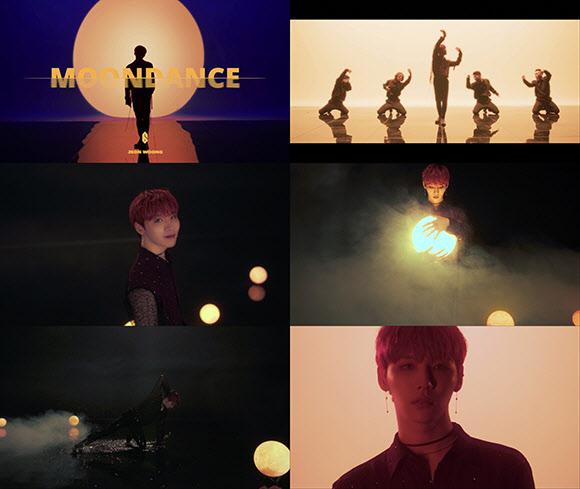 200214_AB6IX (에이비식스) 전웅 (JEON WOONG) 'MOONDANCE' MV