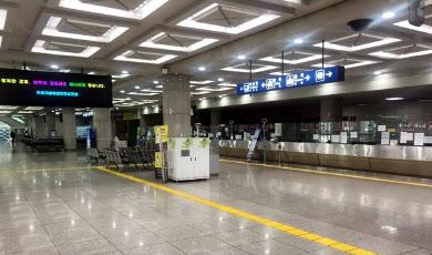 인천항 국제여객터미널 1