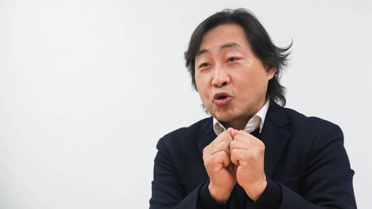 [브릿지인터뷰]임상규 국악관현악 지휘자 ``예술인공장 만드는게 꿈``
