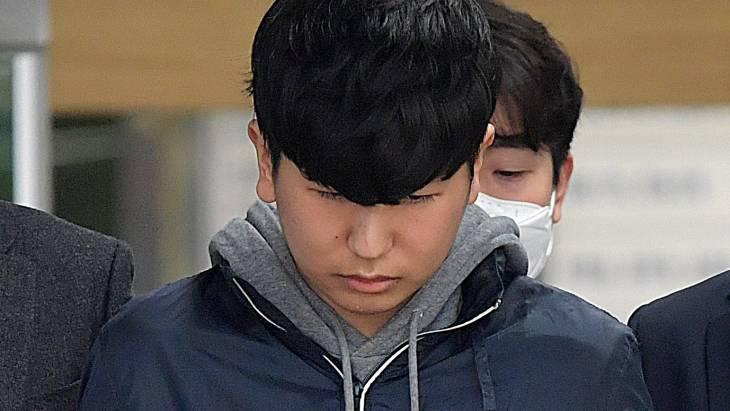 [포토영상] 텔레그램 `박사방` 조주빈 공범 `부따` 강훈 얼굴공개