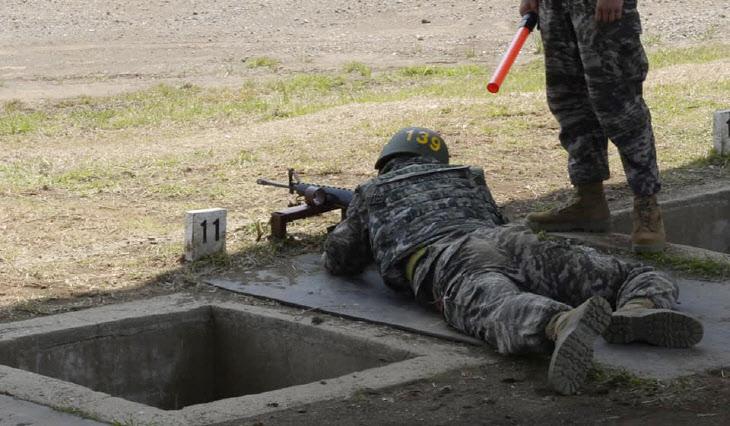 기초군사훈련 수료한 손흥민
