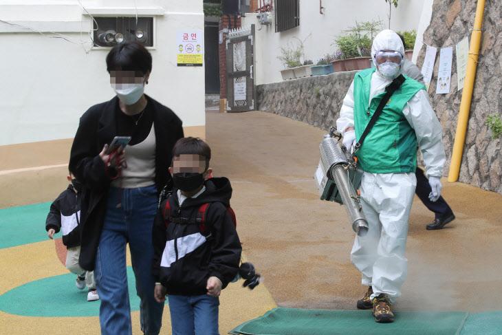 '아이들의 안전을 위해'<YONHAP NO-2108>