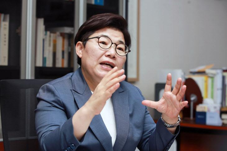 임이자 미래통합당 국회의원[정치부인터뷰]
