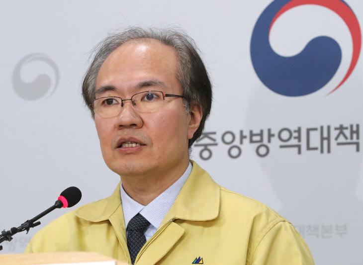 권준욱 부본부장