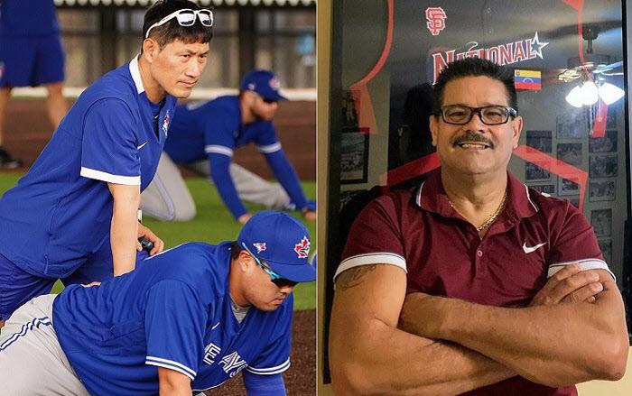 김병곤 스포츠 의학 박사 에스피노자 코치