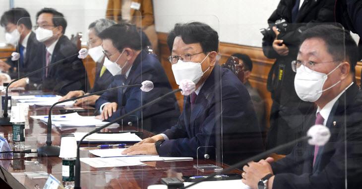 발언하는 김광수 은행연합회장
