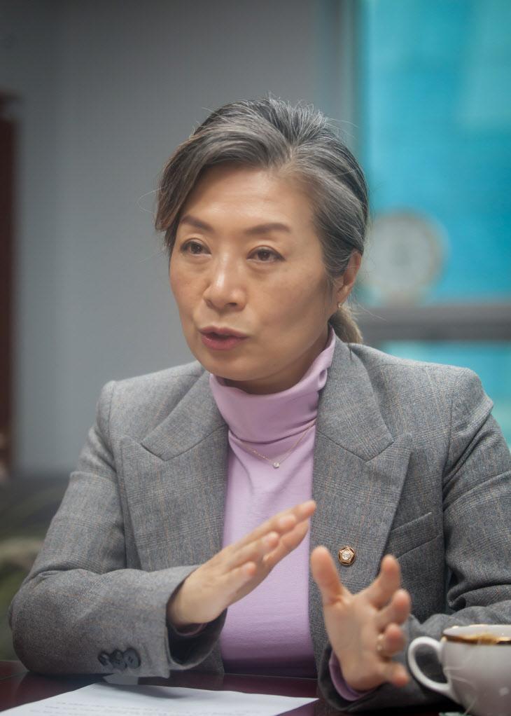 [인터뷰]양이원영 국회의원