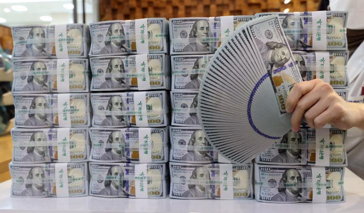 12월 외환보유액 4천431억달러