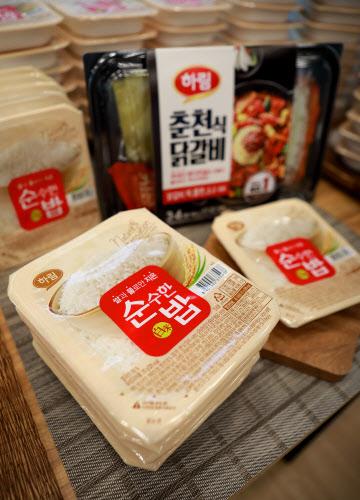 [사진3] 하림 순밥(순수한 밥)
