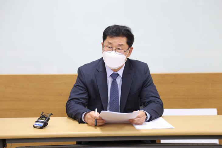 소상공인연합회 김임용 회장 직무대행