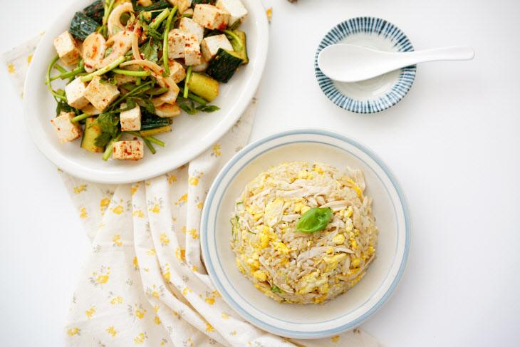 [비바100] 맛은 '쑥' 칼로리 '쏙'… '확찐자'들을 위한 다이어트 건강식 레시피