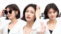 [브릿지영상] 정소민, 선글라스 뒤로 드러난 화사한 미모 `깜짝`
