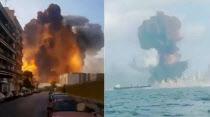 [SNS `픽`] 베이루트 폭발 사고 영상…`#locatevictimsbeirut` 확산